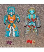 Vintage 1985 Mattel Masters Of The Universe Stonedar & Rokkon Figures Co... - $59.99