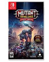 Mutant Football League: Dynasty Edition - Nintendo Switch Edition - $39.85