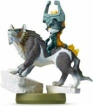 Amiibo Wolf Link The Legend of ZELDA Twilight Princess Nintendo 4902370531398 - $48.58