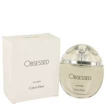 Obsessed by Calvin Klein Eau De Parfum Spray 3.4 oz for Women - $94.00