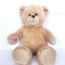 "Build A Bear Workshop Light Brown Tan Bear Plush 17"" BAB - $5.36"
