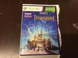 Kinect Disneyland Adventures (Microsoft Xbox 360, 2011) - $6.24