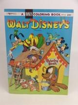 Whitman 1959 Walt Disneys The Mouse Factory Coloring Book Authorized Edi... - $29.65