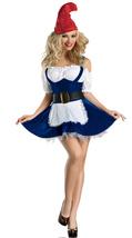 sexy smurf woman Halloween costume - $30.00
