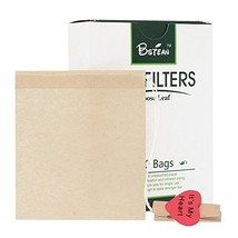 Disposable Infuser Drawstring Natural Unbleached - £8.99 GBP