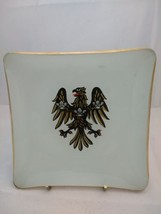 Vintage German Reichsadler, Imperial Eagle glass dish - $27.52