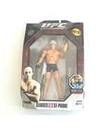 UFC 87 George St-Pierre Collection  '' RUSH '' Action Figure 2010 JAKKS ... - $29.72