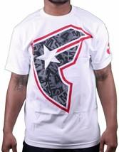 Famous Stars & Straps MSA Manny Santiago BOH Badge of Honor White T-Shirt 106408