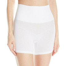 Yummie 2-Pack Seamless Shaping Shortie in White, L/XL (630828) - $29.69