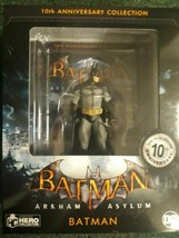 EAGLEMOSS Hero Collector: DC Comics Batman Arkham Asylum Figurine  - $20.00