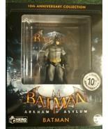 EAGLEMOSS Hero Collector: DC Comics Batman Arkham Asylum Figurine  - $20.00