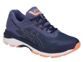 Asics GT 2000 v 6 Size 6.5 M (B) EU 37.5 Women's Running Shoes Smoke Blue T855N