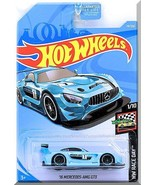 Hot Wheels - '16 Mercedes-AMG GT3: HW Race Day #1/10 - #74/250 (2019) *B... - $2.50