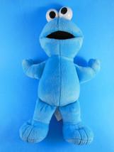 "Sesame Street Baby Cookie Monster Plush 11""  Fisher Price Mattel 2002 - $7.91"