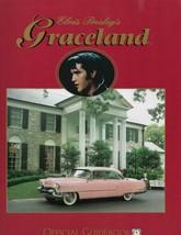 Elvis Presley's Graceland Mansion Memphis, TN Official Guidebook Paperba... - $17.77