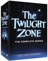 The twilight zone the complete series  dvd  2013  25 disc set  all 165 episodes 2 thumb200