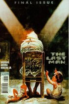 Y The Last Man #60 Alas - The Final Issue [Comi... - $4.85