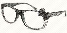 Cute Fashion Retro Nerd Style Glass Frame Cosplay Costume Lovely Vintage Eyewear image 3