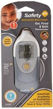 Safety 1st Advanced Solutions Ear, Food and Bath Thermometer - $29.00