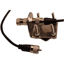 Browning Mirror-mount Kit With Cb Antenna Coaxial Cable - $23.99