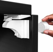 Child Safety Magnet Locks 12-Pack Best Baby Proofing Lock for Kitchen   (Medium) - $31.78