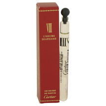 L'heure Diaphane Viii By Cartier For Women 0.11 oz Mini EDT - $7.61