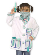 Doctor Role Play Costume Set Melissa and Doug - $29.00