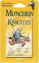 Munchkin Knights Card Game - $5.25