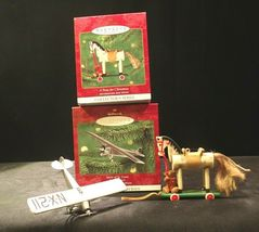 Hallmark Handcrafted Ornaments AA-191775A Collectible (2 pieces ) image 6