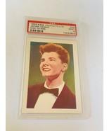 Kane Products Trading Card 1959 Disc Stars England PSA 9 Jackie Dennis #28 BBC - $494.95