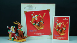 Scooby-Doo Holiday Adventure Hallmark Ornament - $17.95