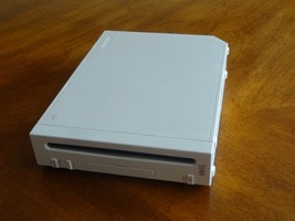 READ Nintendo Wii Console RVL-001 Tested Console Only (Gamecube Compat.)... - $25.99