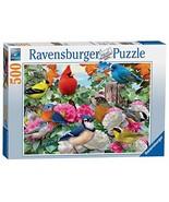 Ravensburger Garden Birds 500pc Jigsaw Puzzle - $15.73
