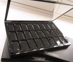 MAC SINGLE Empty PALETTE + INSERT 1 X 24 Foundation Lipstick plastic org... - $24.18