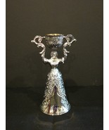 Silver-Plated Wedding Cup (Traditional Bridal Toasting Goblet) by F. B R... - $38.00