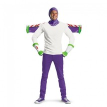 Disguise Toy Story Buzz Lightyear Woody Andy Adulto Kit Disfraz Hallowee... - $22.34