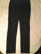 Girls-Size 14-Xhilaration denim stretch jeans/legging pants.Great for sc... - $13.79