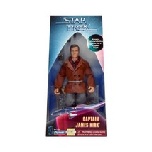Star Trek Captain James Kirk Playmates 9 Inch City on the Edge of Foreve... - $33.17