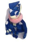Pokemon Center Ash's Graninja Blue Frog Movie Plush Stuffed Poke Doll To... - $38.61