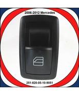 2006-2013 Mercedes ML550 GL450 R320 Door Window Switch Front Rear OEM 25... - $14.80