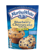 6Pk Martha Blueberry Cheesecake Muffin Mix  *~* FAST FREE SHIPPING ! *~* - $23.64