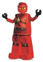 Disguise Lego Ninjago Spinjitzu Kai Prestige Kind Jungen Halloween Kostü... - $54.72