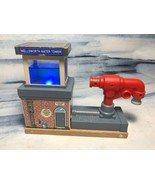 Learning Curve Thomas Train Wooden Wellsworth Water Tower with Lights & ... - $29.70
