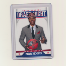 2012/13 Panini NBA Hoops Damian Lillard 6 Draft Night Rookie RC Portland... - $15.00