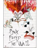 "Pink Floyd ""The Wall"" Reproduction Counter Top Stand-Up Display - Rock Band - $16.99"