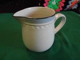"Collectible Vintage Johann Haviland China Creamer ""Crowning Fashion"" - $8.03"