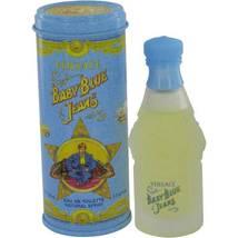 Versace Baby Blue Jeans Cologne 1.7 Oz Eau De Toilette Spray image 4