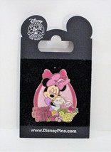 Disney Official Trading Pin Happy Easter Minnie Mouse 2010 LE 2500 - €8,96 EUR