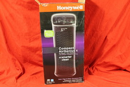 Honeywell HFD280B Compact AirGenius 4 Air Cleaner/Odor Reducer, NEW #N1 - €68,74 EUR