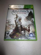 ASSASSIN'S CREED III (Target Edition) (Xbox 360, 2012) [video game] - $8.80